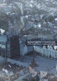 Adaptační strategie města Chrudim na klimatickou změnu