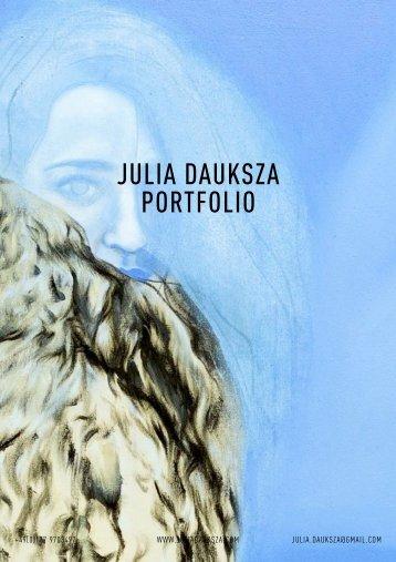 Julia Dauksza Portfolio bunt