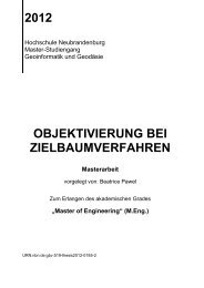 """Master of Engineering"" (M.Eng.) - Digitale Bibliothek der ..."