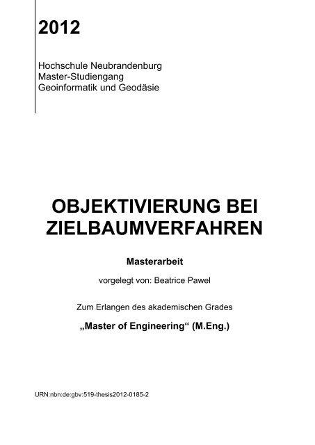 """form 1065 line 13l  Master of Engineering"""" (M.Eng.) - Digitale Bibliothek der ..."""