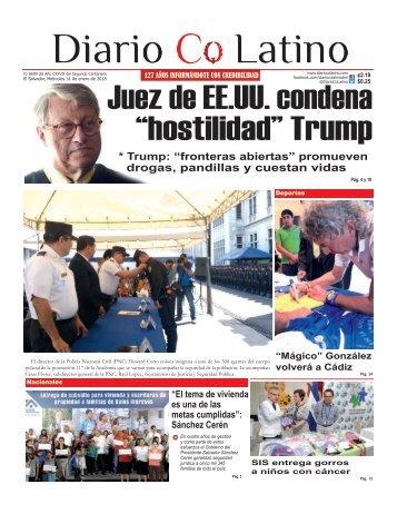 Edición 31 de Enero de 2018