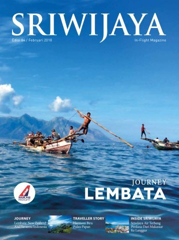 Sriwijaya Magazine Februari 2018
