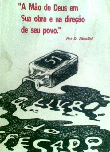 O livro do pecado Nicolici