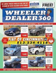 Wheeler Dealer 360 Issue 5, 2018