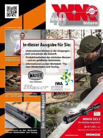 Waffenmarkt-Intern 02/2018