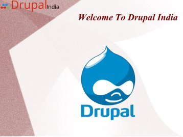 Best Drupal Website Designing