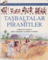 Christer Ohman - Çocuklar İçin Dünya Tarihi I - Taş Baltalar ve Piramitler