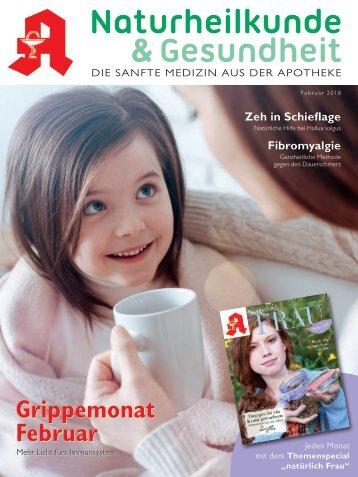 "Leseprobe ""Naturheilkunde & Gesundheit"" Februar 2018"