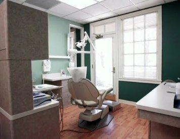 Operatory at Temecula Ridge Family Dentistry