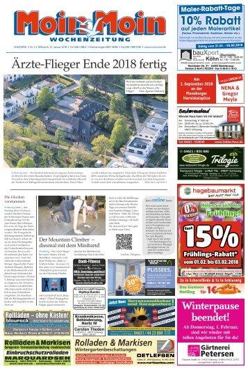 MoinMoin Schleswig 05 2018
