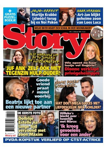 Story 5 2018 cover!!