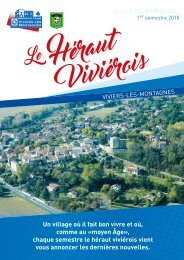 bulletin municipal viviers
