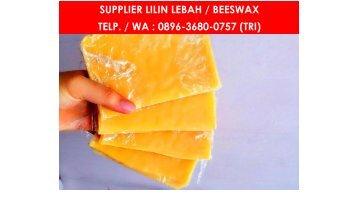PROMO, WA : 0896 3680 0757, Harga Lilin Beeswax Malang, Jual Lilin Lebah Beeswax Malang