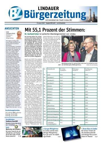 27.01.2018 Lindauer Bürgerzeitung