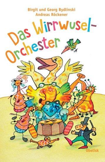 "Leseprobe ""Das Wirrwusel-Orchester"""