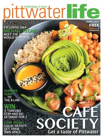 Pittwater Life June 2017 Issue