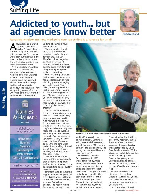 Pittwater Life July 2017 Issue