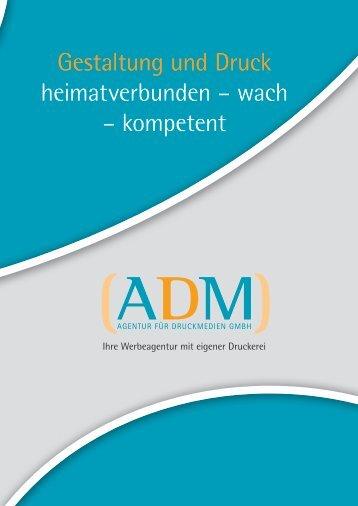 ADM-Firmenvorstellung