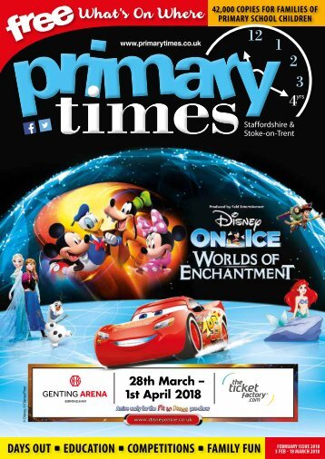 Primary Times Staffordshire Feb 18