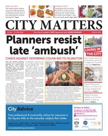 City Matters Edition 066