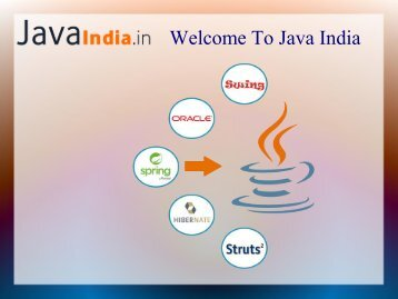 Java Application Development Company