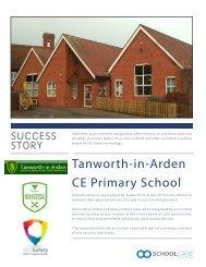 Success Story Brochure - Tanworth in Arden CE Primary School rev1