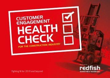 Redfish Customer Engagement Health Check