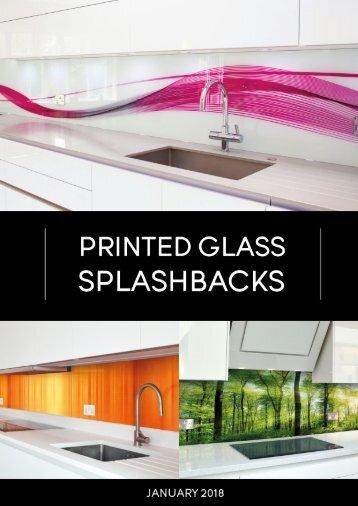 Printed Splashback Catalogue