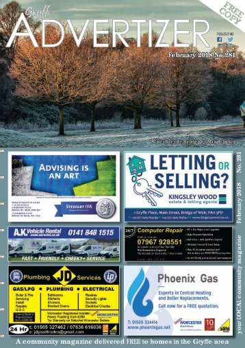 281 February 2018 - Gryffe Advertizer