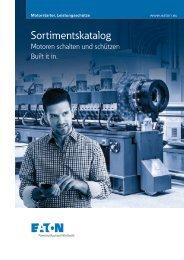 EATON_Sortimentskatalog_Motoren-schalten-und-schuetzen_12-2017_DE