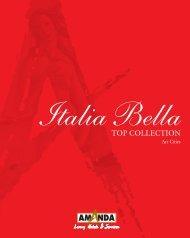 Italia Bella Top Collection Art Cities
