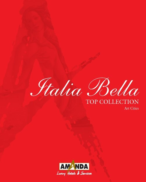 Italia Bella Top Collection Art Cities