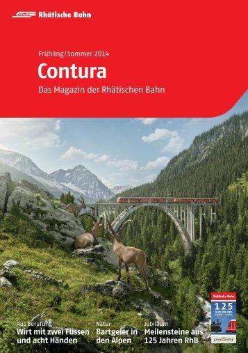Contura Frühling/Sommer 2014 Deutsch