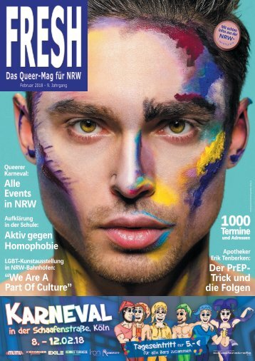 FRESH-Magazin Februar 2018