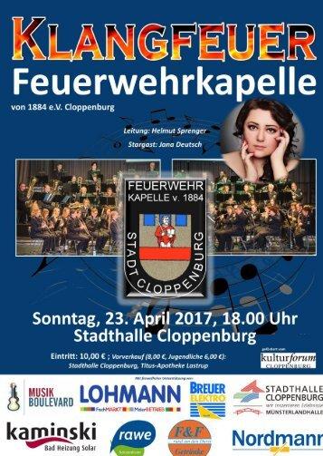 Umschlag Konzert 2017
