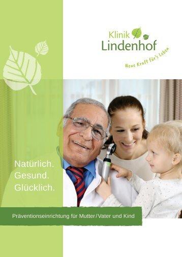 Klinikprospekt Klinik Lindenhof