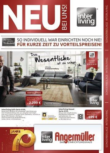 Interliving - 70 Jahre Interliving Einrichtungshaus Angermüller