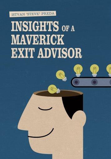 Insights of a Maverick Exit Advisor_Sample