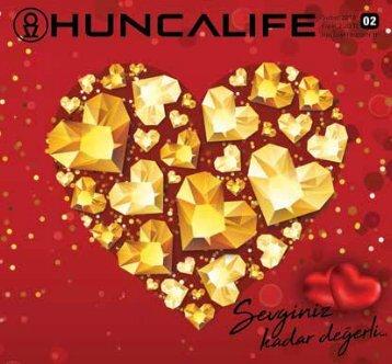 2018 Şubat Huncalife Katalog