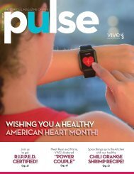Vive health and fitness   February 2018