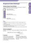 Sony NWZ-B143F - NWZ-B143F Consignes d'utilisation Norvégien - Page 2