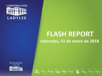 Flash Report  31 de Enero, 2018