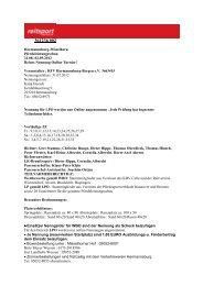 Ausschreibung 2012 - Reit- und Fahrverein Hermannsburg-Bergen eV
