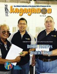 RCCDO February 01 Bulletin