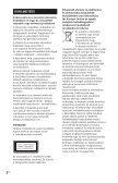 Sony MHC-ECL77BT - MHC-ECL77BT Consignes d'utilisation Hongrois - Page 2