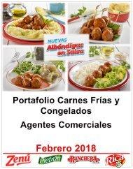Catálogo Virtual Febrero 2018_Agentes Comerciales Bogotá