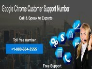 Need Technical Assistance To Fix Google Chrome Crashing Issues +1-888-664-3555?