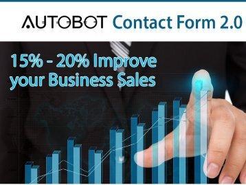 Website Contact Form 2.0