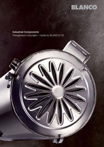 Industrial Components Passgenaue Lösungen – made by BLANCO ...