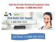 How to Block Mac Address In D-Link Router Customer Service Support Phone Number +1-888-664-3555?